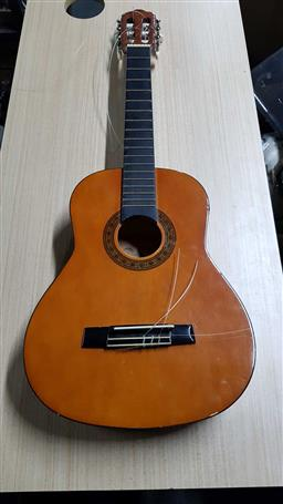 Sale 9176 - Lot 2340 - Childs Guitar in Case