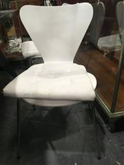 Sale 8740 - Lot 1500 - Set of 4 Ant Style Chairs