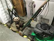 Sale 8759 - Lot 2115 - Vintage Victa Lawn Mower
