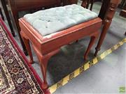 Sale 8601 - Lot 1027 - Piano Stool