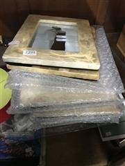 Sale 8797 - Lot 2295 - Mother of Pearl Picture Frames