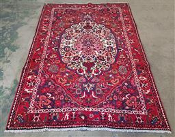 Sale 9218 - Lot 1003 - Hand knotted pure wool Persian Bakhtiari 312 x 202cm)