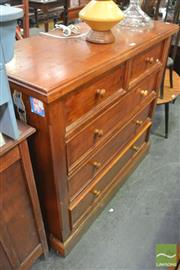 Sale 8338 - Lot 1629 - Pine 5 Drawer Chest