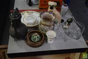 Sale 8530 - Lot 2384 - Collection of Items incl Lladro Cherub & Pug Figurine