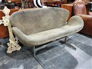 Sale 8769 - Lot 1060 - Arne Jacobsen Style 2 Seater Sofa
