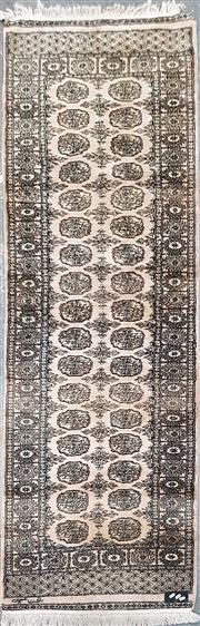 Sale 8740 - Lot 1564 - Persian Turkoman Runner (250 x 82cm)