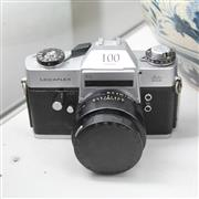 Sale 8236 - Lot 100 - Leicaflex SL Camera with 50mm Lens & Shade Cover