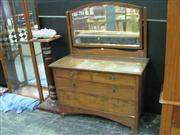 Sale 7932A - Lot 1103 - Mirrored Back Dressing Chest