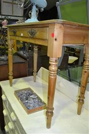 Sale 8093 - Lot 1437 - Pine Side Table