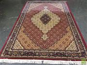 Sale 8495F - Lot 1035 - Brand New Turkish Tabriz (310 x 210cm)