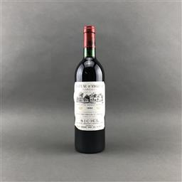 Sale 9120 - Lot 1068 - 1982 Chateau dAngludet, Cru Bourgeois Exceptionnal, Margaux - into neck