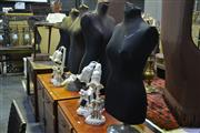 Sale 8031 - Lot 1043 - 4 Dress Mannequins