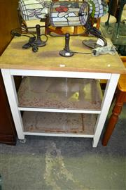 Sale 8093 - Lot 1300 - Kitchen Island