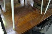 Sale 8093 - Lot 1759 - Victorian Mahogany Breakfast Table on Pedestal Base with Paw Feet