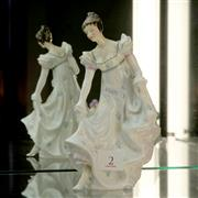 Sale 8236 - Lot 2 - Royal Doulton Figure Minuet HN 2019 WJ