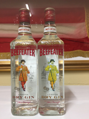 Sale 8677B - Lot 987 - Two bottles of Beefeater gin