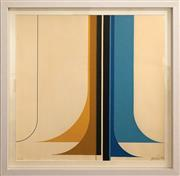 Sale 8734A - Lot 54 - Artist Unkwown - Untitled, 1972 68 x 70cm (frame size)