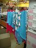 Sale 7490 - Lot 30 - 2 BELLY DANCER WRAPS & NECKLACES + 1 EXTRA SKIRT WRAP