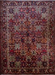 Sale 8307A - Lot 63 - Persian Bakhtiari  390cm x 305cm RRP $4000