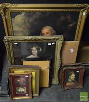 Sale 8497 - Lot 2047 - Large Collection of Assorted Decorative Prints and Chromolithographs, framed, various sizes