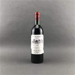 Sale 9120 - Lot 1069 - 1982 Chateau dAngludet, Cru Bourgeois Exceptionnal, Margaux - base of neck