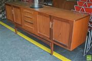 Sale 8310 - Lot 1091 - G-Plan Fresco Sideboard