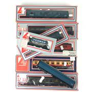 Sale 8545N - Lot 167 - Collection of Mostly Lima Model Train Carriages