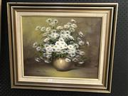 Sale 9045 - Lot 2031 - Nancy Lee - Still Life 38.5 x 49 cm (frame: 55 x 65 x 4 cm)