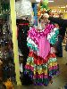 Sale 7490 - Lot 32 - 2 CARMEN MIRANDA COSTUMES WITH FRILLED SKIRTS