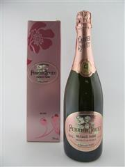Sale 8411 - Lot 640 - 1x NV Perrier-Jouet Blason Rose, Champagne - in gift box