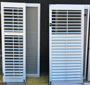 Sale 8801 - Lot 1550 - Large Collection of Shutters