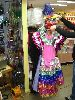 Sale 7490 - Lot 33 - 2 CARMEN MIRANDA COSTUMES WITH FRILLED SKIRTS