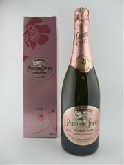 Sale 8411 - Lot 641 - 1x NV Perrier-Jouet Blason Rose, Champagne - in gift box