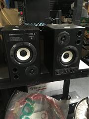 Sale 8759 - Lot 2152 - Pair of Behringer MS20 Studio Monitor Speakers