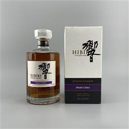 Sale 9217A - Lot 833 - Hibiki Japanese Harmony - Masters Select Blended Japanese Whisky - 43% ABV, 700ml in box