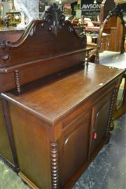 Sale 8093 - Lot 1792 - Late 19th Century Cedar Chiffonier