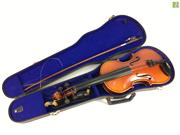 Sale 8648A - Lot 80 - Roderick Paesold Model 804A German Violin, needs restringing