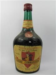 Sale 8263A - Lot 97 - 1x Etko Grand Commandaria, Cyprus - old bottling, in box