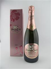 Sale 8411 - Lot 643 - 1x NV Perrier-Jouet Blason Rose, Champagne - in gift box