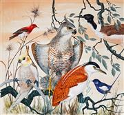 Sale 8943A - Lot 5020 - Ralph Malcolm Warner (1902 - 1966) - Birds of Australia, c1959 gouache