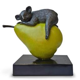 Sale 9100A - Lot 5008 - Gillie and Marc - Koalas Will Pear for Life 19 x 19.5 x 15 cm
