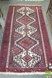 Sale 8272 - Lot 1025 - Persian Balouch (195 x 96cm)
