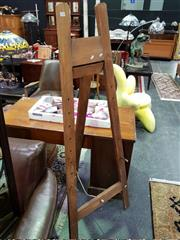 Sale 8462 - Lot 1058 - Timber Easel