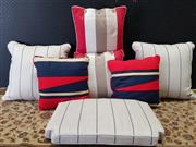 Sale 9009 - Lot 1051 - Collection of Throw Cushions