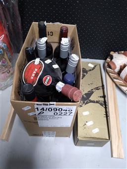 Sale 9106 - Lot 2467 - Assorted Wines & Ports