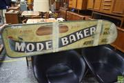 Sale 8550 - Lot 1094 - Vintage Bakery Sign