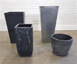 Sale 9174 - Lot 1466 - Collection of planters