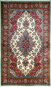 Sale 8307A - Lot 67 - Persian Saruq 130cm x 220cm RRP $3000