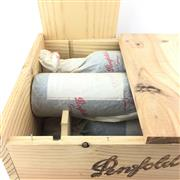 Sale 8646 - Lot 629 - 5x 1999 Penfolds Bin 95 Grange Shiraz, South Australia - in original timber case