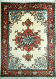 Sale 8307A - Lot 68 - Persian Kashan 130cm x 142cm RRP $2000